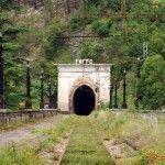 Жд тоннель в Гагре