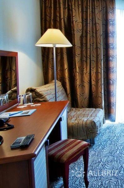Стандартный 2х местный, 1но комнатный номер с удобствами повышенной комфортности