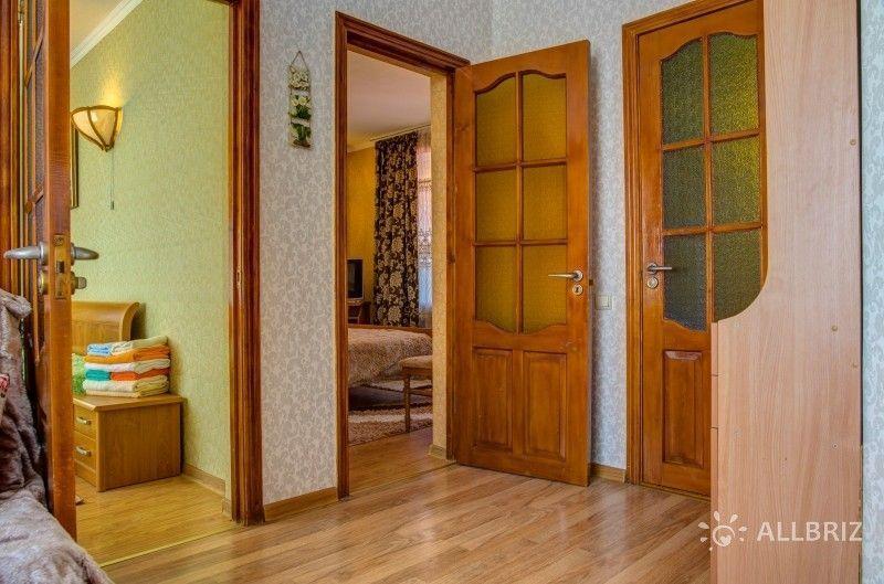 """3х комнатный """"Люкс"""" с террасой (6 местный) - второй уровень (Дом №1)"""