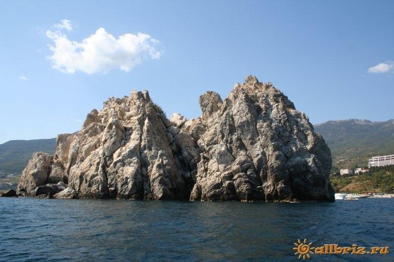 Скалы-близнецы «Адалары»