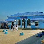 Автовокзал в Судаке