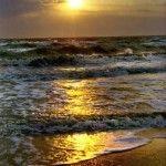 Азовское море в Голубицкой