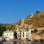 Башни крепости «Чембало»