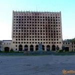 Бывшее здание администрации в Сухуми