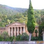 Бывший дворец культуры в Гагре