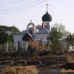 Церковь в Должанской