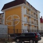 Частная гостиница в Николаевке
