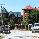 Улица Черешневая в Дедеркое