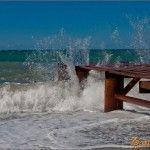 Черное море в Сукко