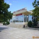 Дом культуры в Кабардинке