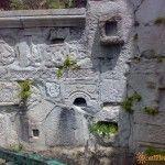 Древние фрески в Анакопии