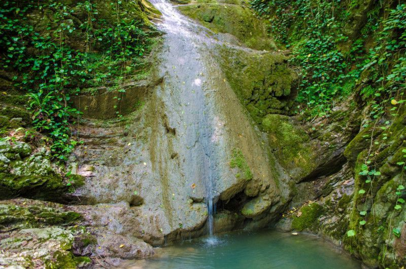 Водопад «Купава»