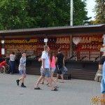 Тир в Парке культуры и отдыха в Лазаревском
