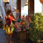 Столовая «Прибой» на набережной в Лазаревском