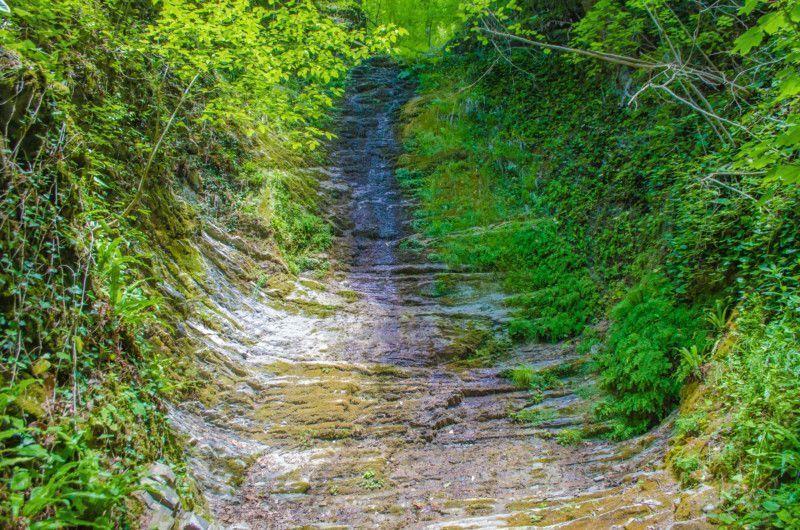 Водопад «Борода Берендея»
