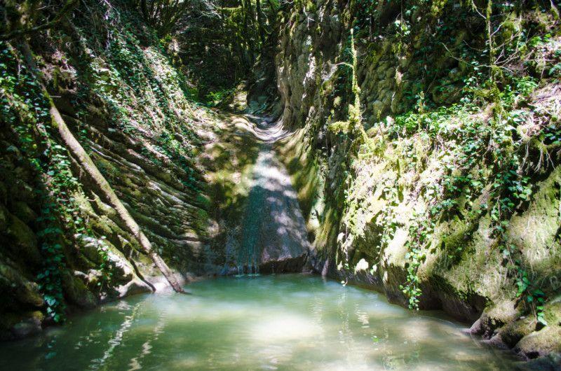 Водопад «Прохладный»