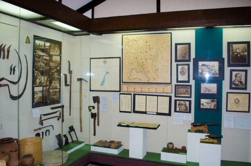 Третий зал музея