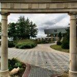 Дворец Культуры и Спорта в Новомихайловском