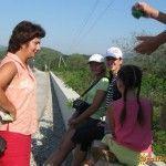 Экскурсия к дольменам