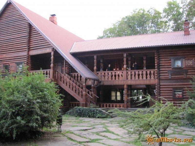 Главный чайный дом-музей