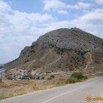 Гора Алчак-кая в Судаке