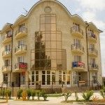 Гостиница в Витязево