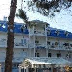 Гостиница «Афина» в Дивноморском