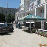 Гостиница «Чайка» в Николаевке