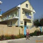 Гостевой дом на улице Лермонтово 2 в Витязево