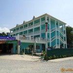 Гостиница «Дубок» в Лермонтово