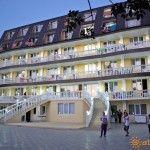 Гостиница «Лето» в Лермонтово