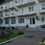 Гостиница «Лунная» в Новомихайловском
