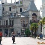 Гостиница «Рица» в Сухуме