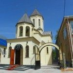 Грузинская Православная Церковь в Керчи