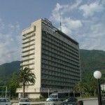 Отель «Абхазия» в Гагре