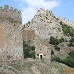 Храм 12 апостолов в Судаке