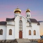 Храм Николая Чудотворца в Николаевке