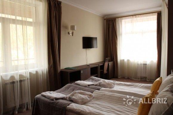 Апартаменты 2х комнатные