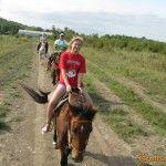 Конные прогулки в Лермонтово