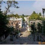 Константиновская лестница в Керчи