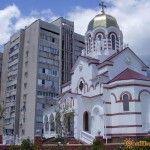 Космо-Демьяновский монастырь в Партените