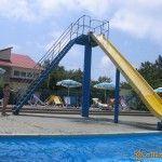 Мини аквапарк в оздоровительном комплексе «Виктория»