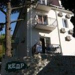 Мини отель «Кедр» в Алупке