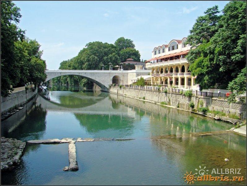 Мост через реку «Сочи»