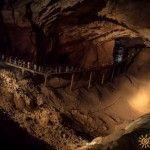 Новоафонская пещера. Зал махаджиров.