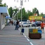 Набережная в Архипо-Осиповке