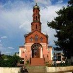 Никольский храм в Архипо-Осиповке