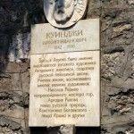 Памятная доска Куинджи Архипа Ивановича