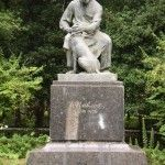 Памятник И. Павлову в Сухуме