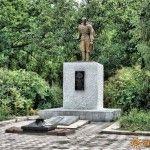 Памятник односельчанам в Анапе